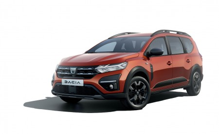 2022 Dacia Jogger Extreme Front Three-Quarter Wallpapers 450x275 (12)