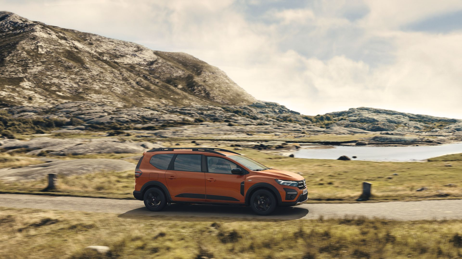 2022 Dacia Jogger Extreme Front Three-Quarter Wallpapers (7)