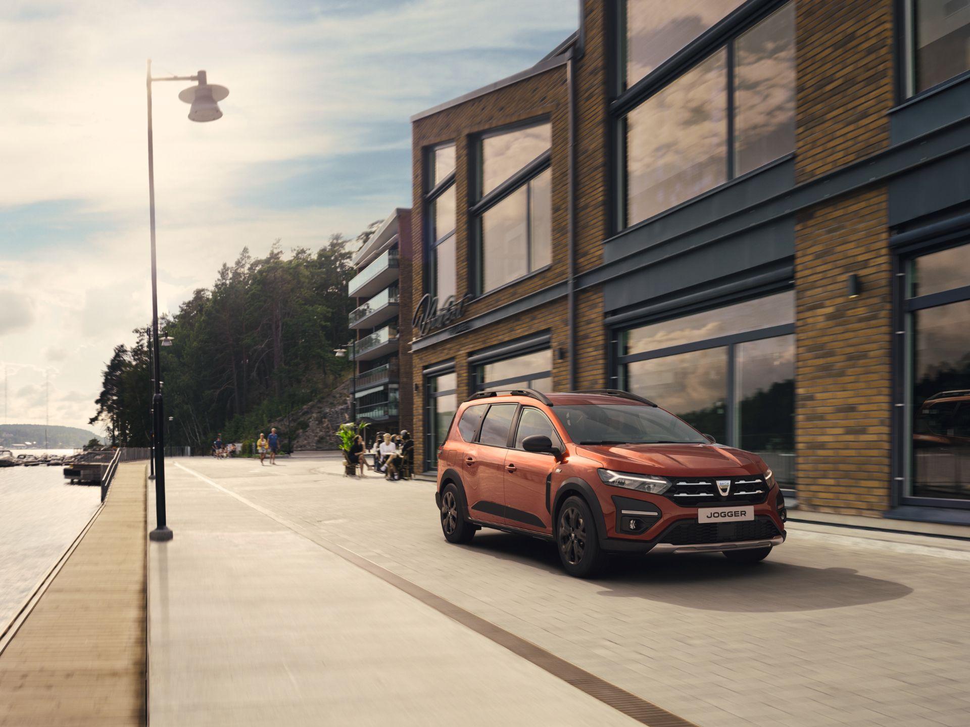 2022 Dacia Jogger Extreme Front Three-Quarter Wallpapers (8)