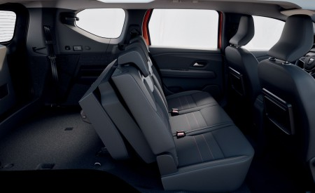 2022 Dacia Jogger Extreme Interior Seats Wallpapers 450x275 (31)