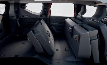 2022 Dacia Jogger Extreme Interior Seats Wallpapers 450x275 (33)