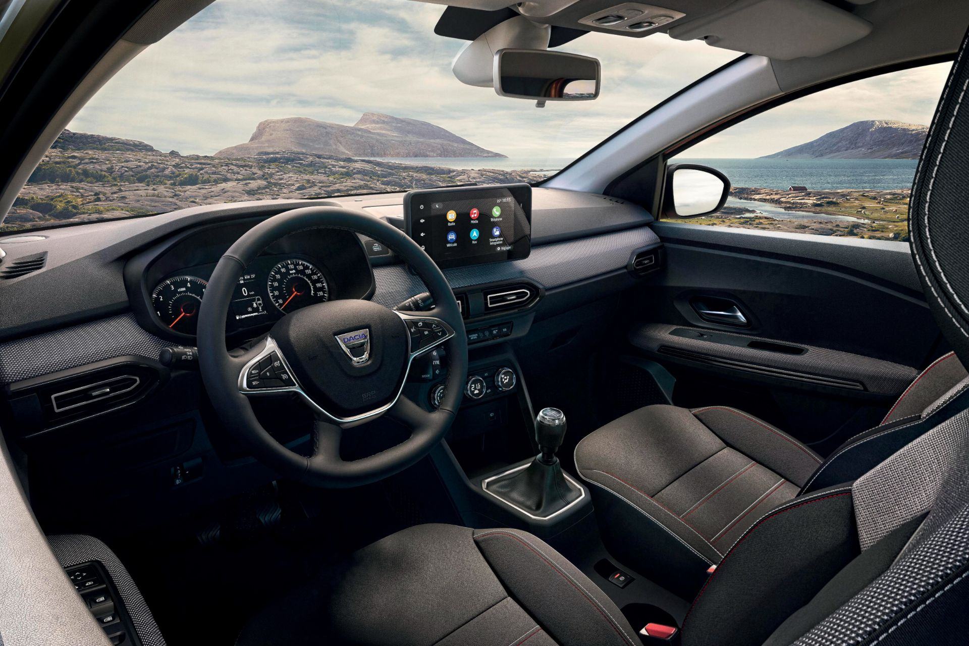 2022 Dacia Jogger Extreme Interior Wallpapers (10)