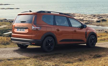 2022 Dacia Jogger Extreme Rear Three-Quarter Wallpapers 450x275 (2)