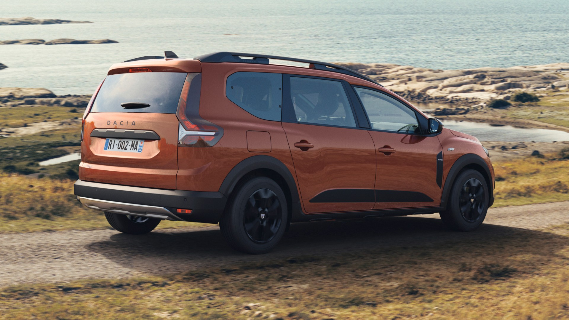 2022 Dacia Jogger Extreme Rear Three-Quarter Wallpapers (2)