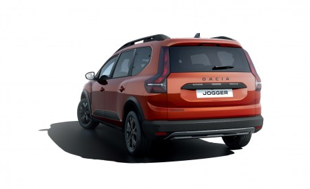 2022 Dacia Jogger Extreme Rear Wallpapers 450x275 (16)
