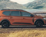2022 Dacia Jogger Extreme Side Wallpapers 150x120 (4)