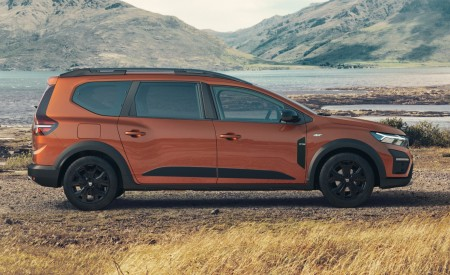 2022 Dacia Jogger Extreme Side Wallpapers 450x275 (4)