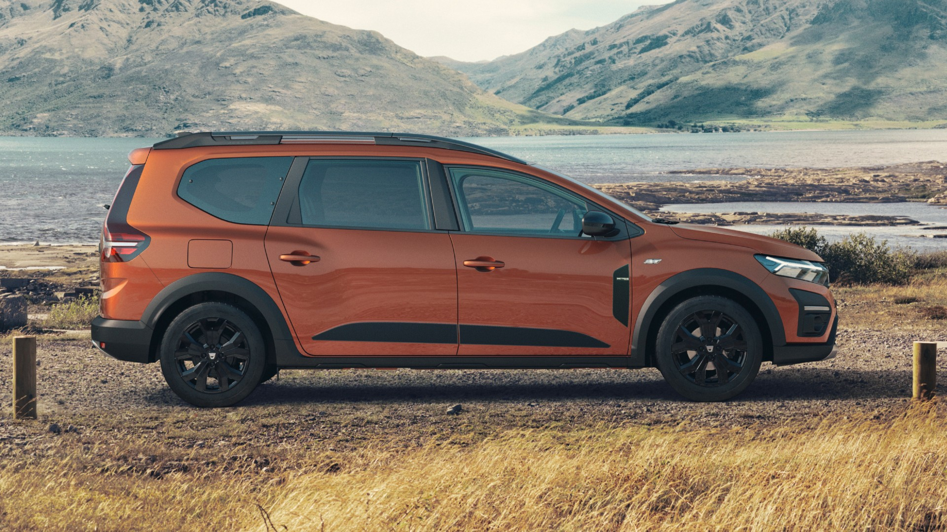 2022 Dacia Jogger Extreme Side Wallpapers (4)