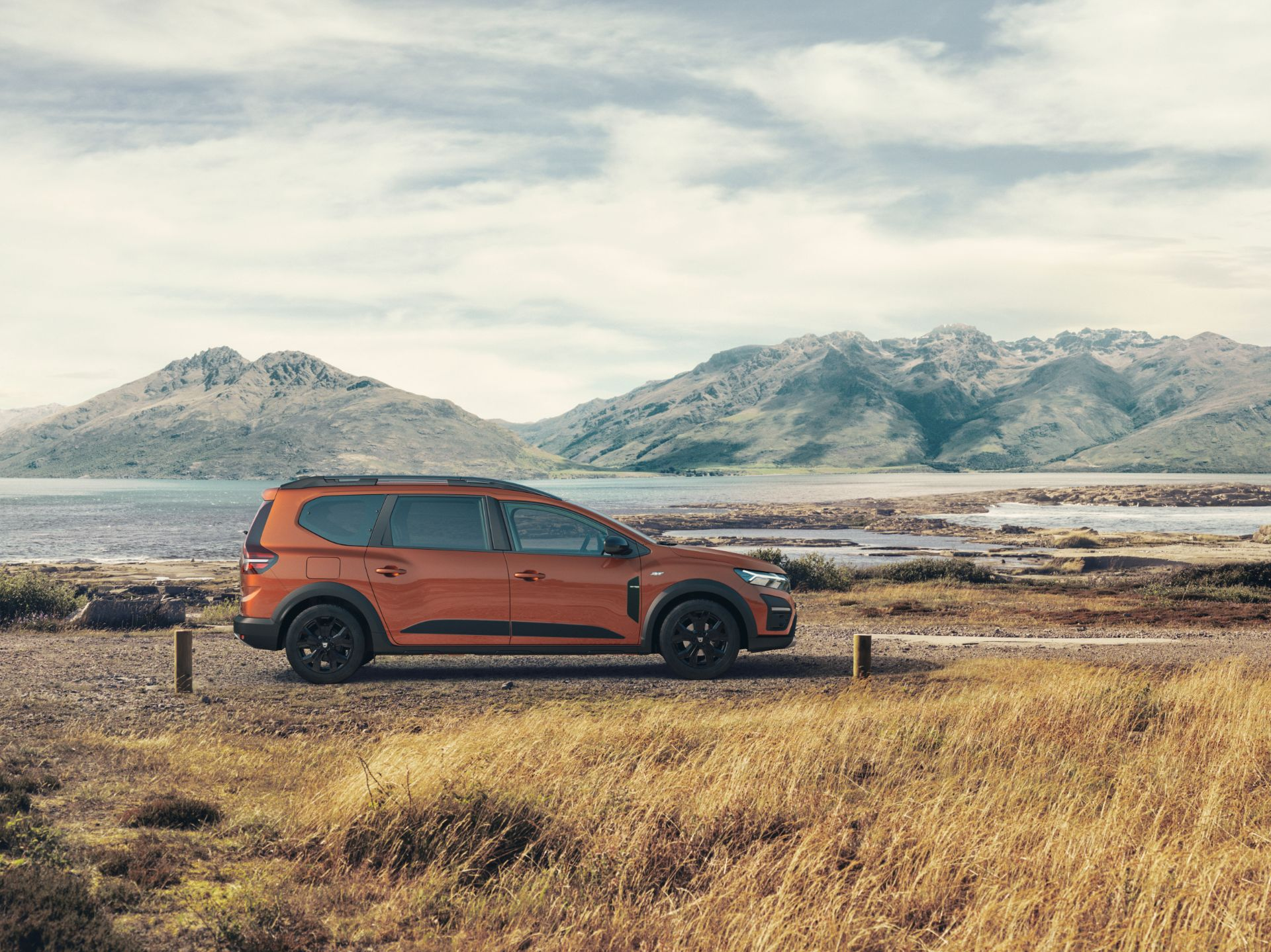 2022 Dacia Jogger Extreme Side Wallpapers (5)