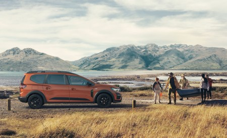 2022 Dacia Jogger Extreme Side Wallpapers 450x275 (6)