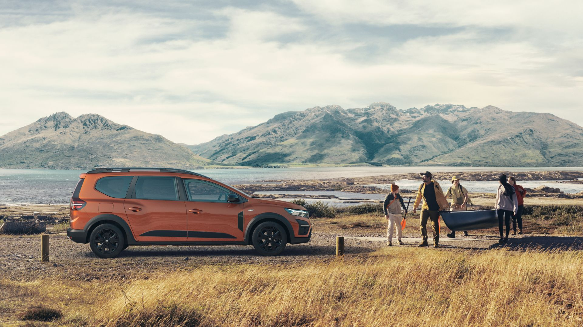 2022 Dacia Jogger Extreme Side Wallpapers (6)