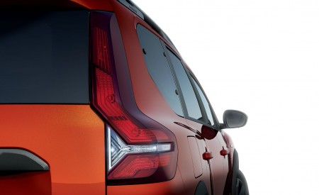 2022 Dacia Jogger Extreme Tail Light Wallpapers 450x275 (25)