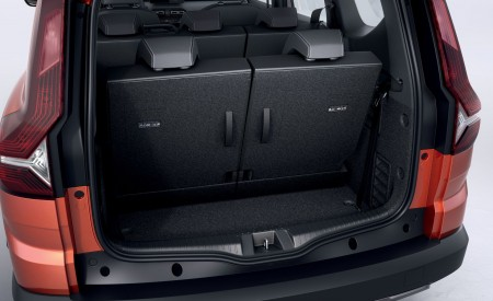 2022 Dacia Jogger Extreme Trunk Wallpapers 450x275 (34)