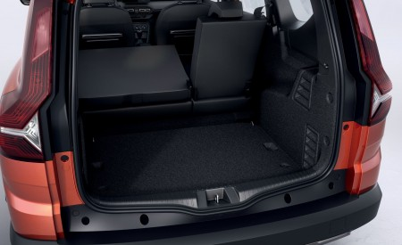 2022 Dacia Jogger Extreme Trunk Wallpapers 450x275 (35)