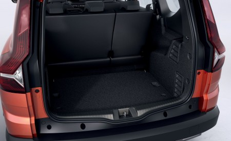 2022 Dacia Jogger Extreme Trunk Wallpapers 450x275 (36)