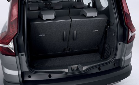 2022 Dacia Jogger Extreme Trunk Wallpapers 450x275 (37)