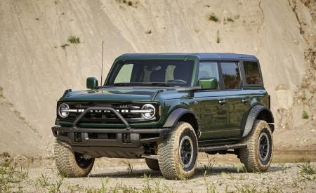 2022 Ford Bronco 4-Door Wallpapers HD