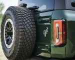 2022 Ford Bronco 4-Door (Color: Eruption Green) Tail Light Wallpapers 150x120 (20)