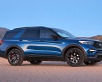 2022 Ford Explorer ST-Line Front Three-Quarter Wallpapers 150x120 (27)