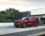 2022 Ford Explorer ST-Line Front Three-Quarter Wallpapers 150x120 (8)