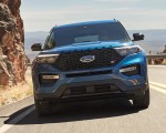 2022 Ford Explorer ST-Line Front Wallpapers 150x120 (25)