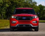2022 Ford Explorer ST-Line Front Wallpapers 150x120 (11)
