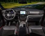 2022 Ford Explorer ST-Line Interior Cockpit Wallpapers 150x120 (22)
