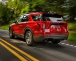 2022 Ford Explorer ST-Line Rear Three-Quarter Wallpapers 150x120 (3)