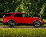 2022 Ford Explorer ST-Line Side Wallpapers 150x120 (14)