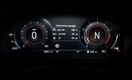 2022 Ford Focus ST Edition Central Console Wallpapers 450x275 (40)