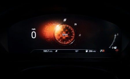 2022 Ford Focus ST Edition Central Console Wallpapers 450x275 (39)