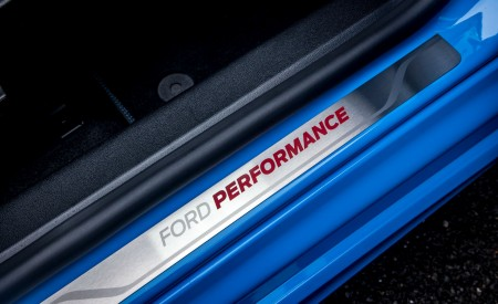 2022 Ford Focus ST Edition Door Sill Wallpapers 450x275 (33)