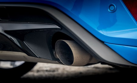 2022 Ford Focus ST Edition Exhaust Wallpapers 450x275 (31)