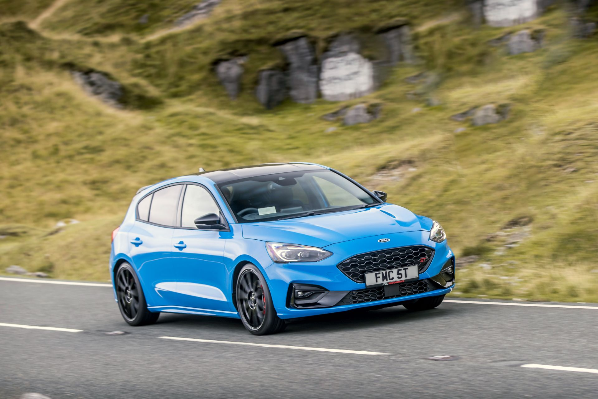 2022 Ford Focus ST Edition Front Three-Quarter Wallpapers (3)