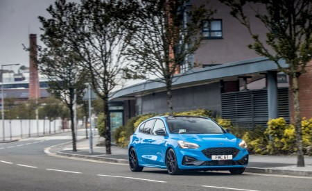 2022 Ford Focus ST Edition Front Wallpapers 450x275 (15)
