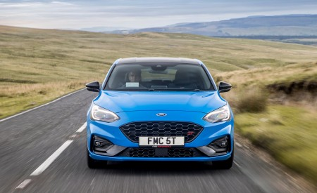 2022 Ford Focus ST Edition Front Wallpapers 450x275 (2)
