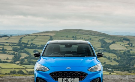 2022 Ford Focus ST Edition Front Wallpapers 450x275 (19)