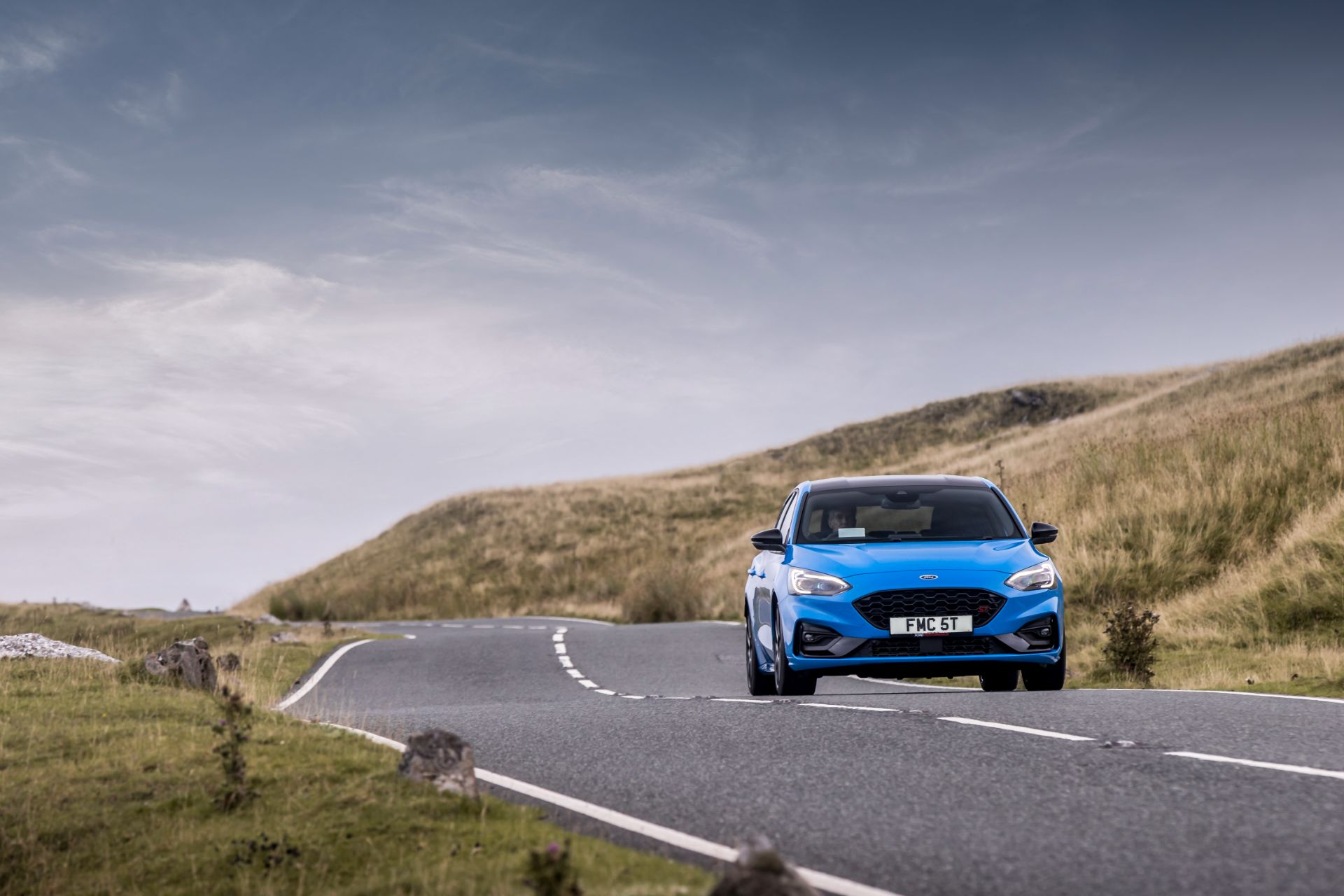 2022 Ford Focus ST Edition Front Wallpapers (9)