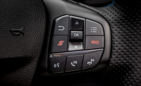 2022 Ford Focus ST Edition Paddle Shifters Wallpapers 450x275 (34)