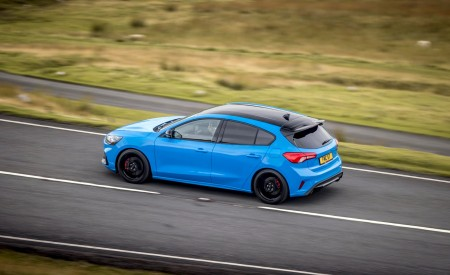 2022 Ford Focus ST Edition Rear Three-Quarter Wallpapers 450x275 (10)