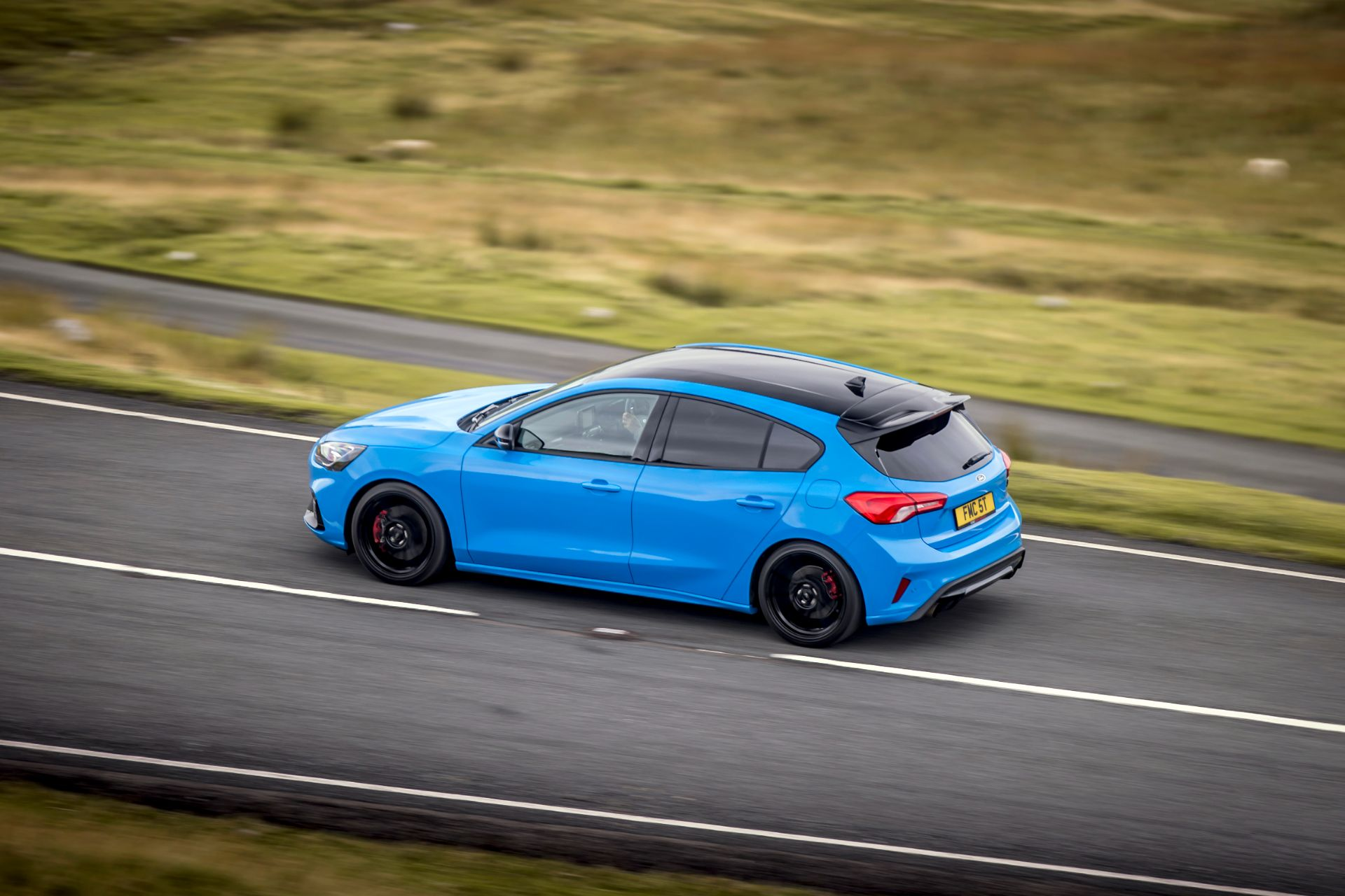 2022 Ford Focus ST Edition Rear Three-Quarter Wallpapers (10)