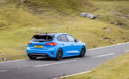 2022 Ford Focus ST Edition Rear Three-Quarter Wallpapers 450x275 (11)