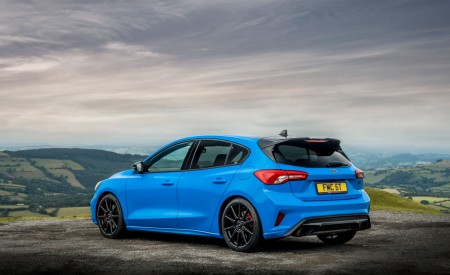 2022 Ford Focus ST Edition Rear Three-Quarter Wallpapers 450x275 (20)