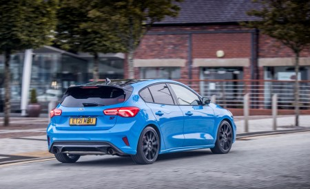2022 Ford Focus ST Edition Rear Three-Quarter Wallpapers 450x275 (16)