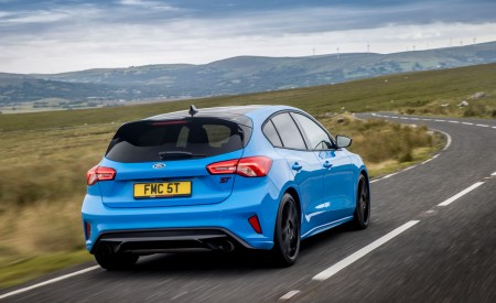 2022 Ford Focus ST Edition Rear Three-Quarter Wallpapers 450x275 (5)