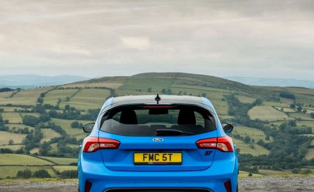 2022 Ford Focus ST Edition Rear Wallpapers 450x275 (21)