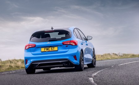 2022 Ford Focus ST Edition Rear Wallpapers 450x275 (6)