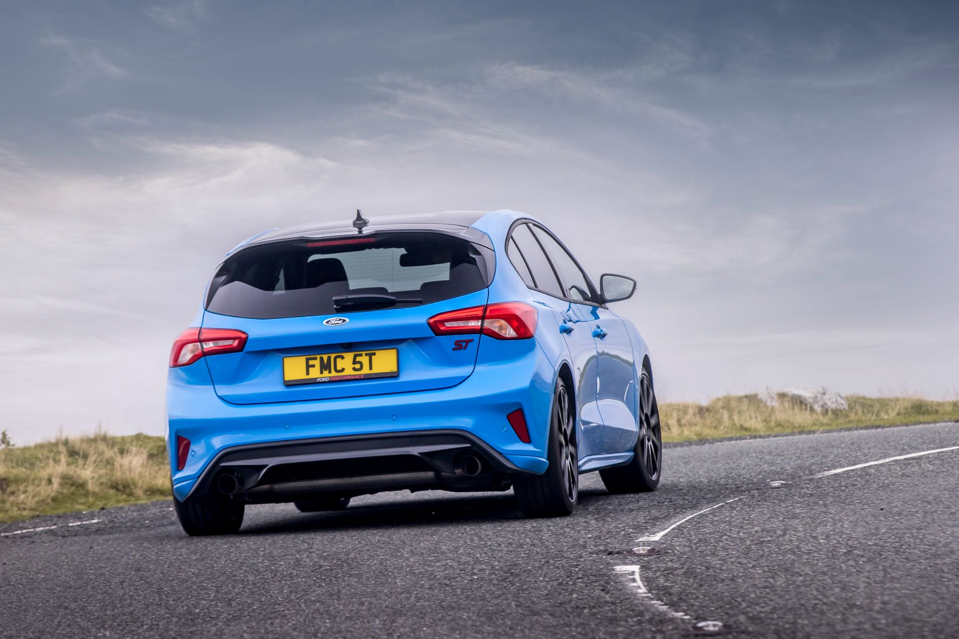 2022 Ford Focus ST Edition Rear Wallpapers (6)