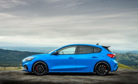2022 Ford Focus ST Edition Side Wallpapers 450x275 (22)