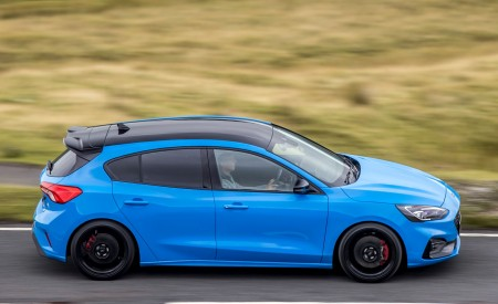 2022 Ford Focus ST Edition Side Wallpapers 450x275 (7)